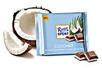 Шоколад Ritter Sport Kokos Германия 100г
