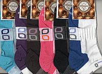 Носки женские х/б с сеткой Дукат, 36-40 размер, короткие, ассорти, 026