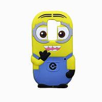 Чехол силиконовый 3D Minion для LG G2 mini D618