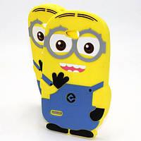Чехол силиконовый 3D Minion для LG L70 Dual D325/D320