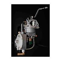 Карбюратор бензин- газ с редуктором (5,0-6,0кВт) на генератор
