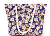 Удобная женская сумка. Натуральная ткань. Оригинальный и яркий дизайн. Доступная цена. Код: КД115