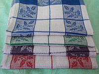 Вафельные полотенца упаковка  (10 шт.)  размер 0,35 x 0,75