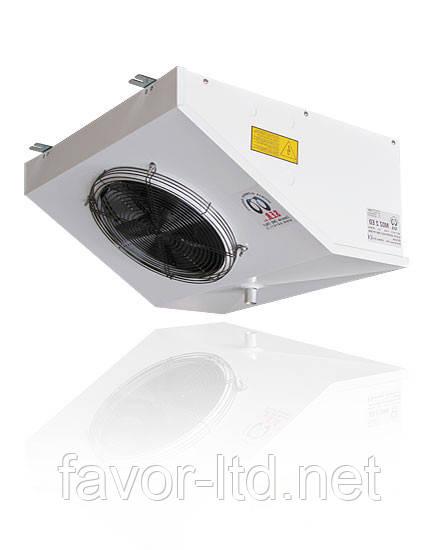 Испаритель, Воздухоохладитель, угловой MDL4 ED