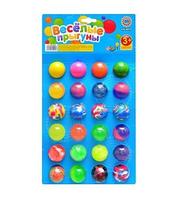 Детские каучуковые мячики-прыгуны MS 0059 HN