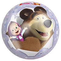 """Мяч """"Маша и Медведь"""", 23 см, лицензия"""