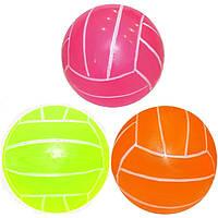 Мяч детский резиновый (волейбольный) BA-3007