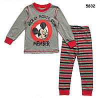 Пижама Mickey Mouse для мальчика. 2 года
