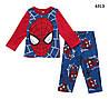 Пижама Spiderman для мальчика. 80 см