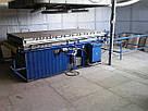 Вакуумний прес б/у Поліфасад для оздоблення фасадів та фільонок плівкою ПВХ, 2005 рік вип., фото 2