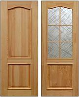 Двери деревянные КЛАССИК