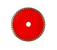 Диск алмазный 230 мм турбоволна FOW