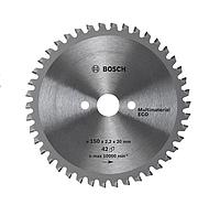 Диск циркулярный Bosch 190x30x54 Multi ECO