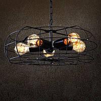Светильник люстра Loft [ Вентилятор на цепи ], фото 1