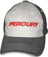 "Бейсболка с логотипом под заказ. Бейсболка ""Mercury"""