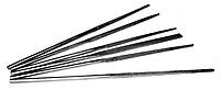 Надфиль алмазный трехгранный АС6/100/80+80/63