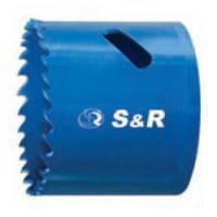 Биметаллическая кольцевая пила S&R 40 х 38