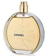 Женская парфюмированная вода Chanel Chance 100 мл ОАЭ (тестер без крышечки) DIZ /0-031