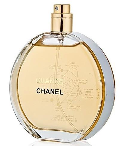 Женская парфюмированная вода Chanel Chance 100 мл ОАЭ (тестер без крышечки) (реплика)