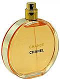 Женская парфюмированная вода Chanel Chance 100 мл ОАЭ (тестер без крышечки) (реплика), фото 2