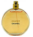 Женская парфюмированная вода Chanel Chance 100 мл ОАЭ (тестер без крышечки) (реплика), фото 3