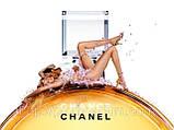 Женская парфюмированная вода Chanel Chance 100 мл ОАЭ (тестер без крышечки) (реплика), фото 4