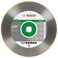 Диск отрезной Bosch Corona по керамической плитке Professional 250