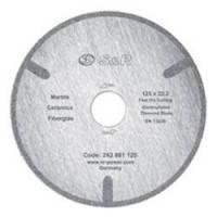 Диск отрезной S&R по мрамору Corona 230