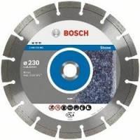 Диск отрезной сегментный Bosch по камню Professional 125