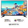 Телевизор LG 50UH630v (PMI 1500Гц, UHD, 4K IPS, Smart, HDR Pro, ColorPrime PRO, DVB-T2/S2)