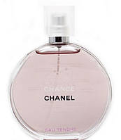 Женская туалетная вода Chanel Chance Eau Tendre 100 мл ОАЭ (тестер без крышечки) DIZ /0-031
