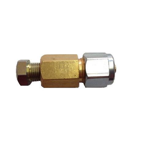 Ремонтный соединитель для трубки ПВХ 8 медь 8, фото 2