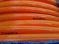 Труба для теплого пола Sanica 16х2мм Oxygen Barrier (Турция)