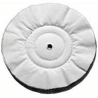 Полировальный тканевый круг Bosch 250 мм