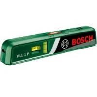 Бытовой Уровень лазерный Bosch PLL 1 P