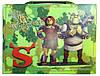 """Пластиковый портфель на замке """"Shrek"""" 490661, фото 2"""