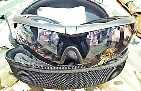Тактические баллистические очки ESS Cross [series] 3X USA