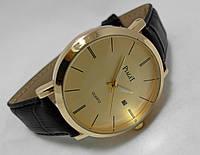 Мужские часы Piaget, цвет корпуса и циферблата gold