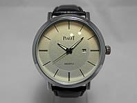 Мужские часы Piaget, цвет корпуса и циферблата silver