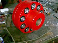 Муфта втулочно-пальцевая (МУВП) для бумаго и картоноделательных машин