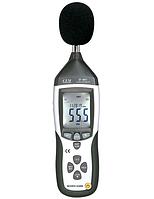 Шумомер-регистратор  DT-8852