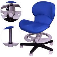 Ортопедическое кресло EC 103-1 синее