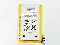 Аккумулятоp для телефона Apple Iphone 3GS Li-ion 3.7V 1220мАч