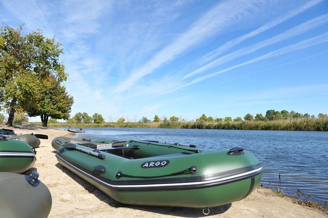 Надувные лодки ARGO