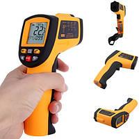 Лазерный ИК цифровой термометр, пирометр, GM900