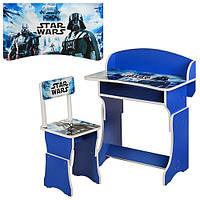 Детская парта растишка 301-17 Звёздные войны