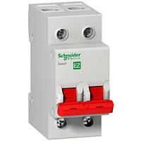 Выключатель нагрузки Schneider Electric Easy9 2P 40A