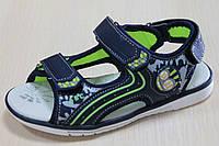 Босоножки на мальчика, босоножки с открытым носком спорт тм Том р.26
