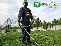 Покос травы в Харькове и области