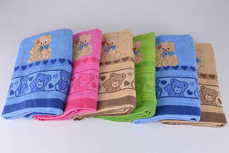 Махровое полотенце для лица (ML19) | 6 шт., фото 2